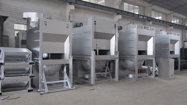 Aluminum dross recycling system