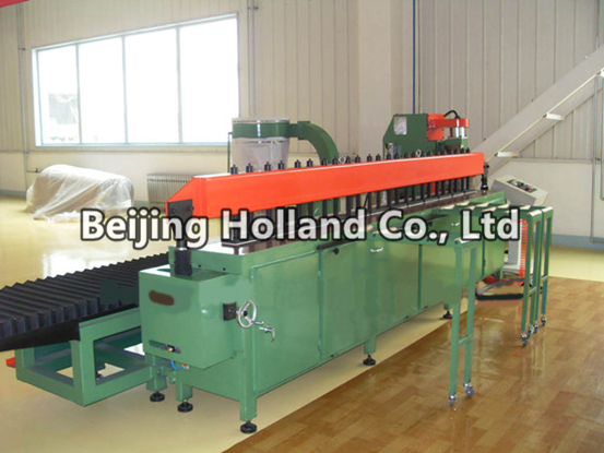 Paperboard Beveling Machine